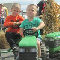 John Deere Trike & Tractor Course