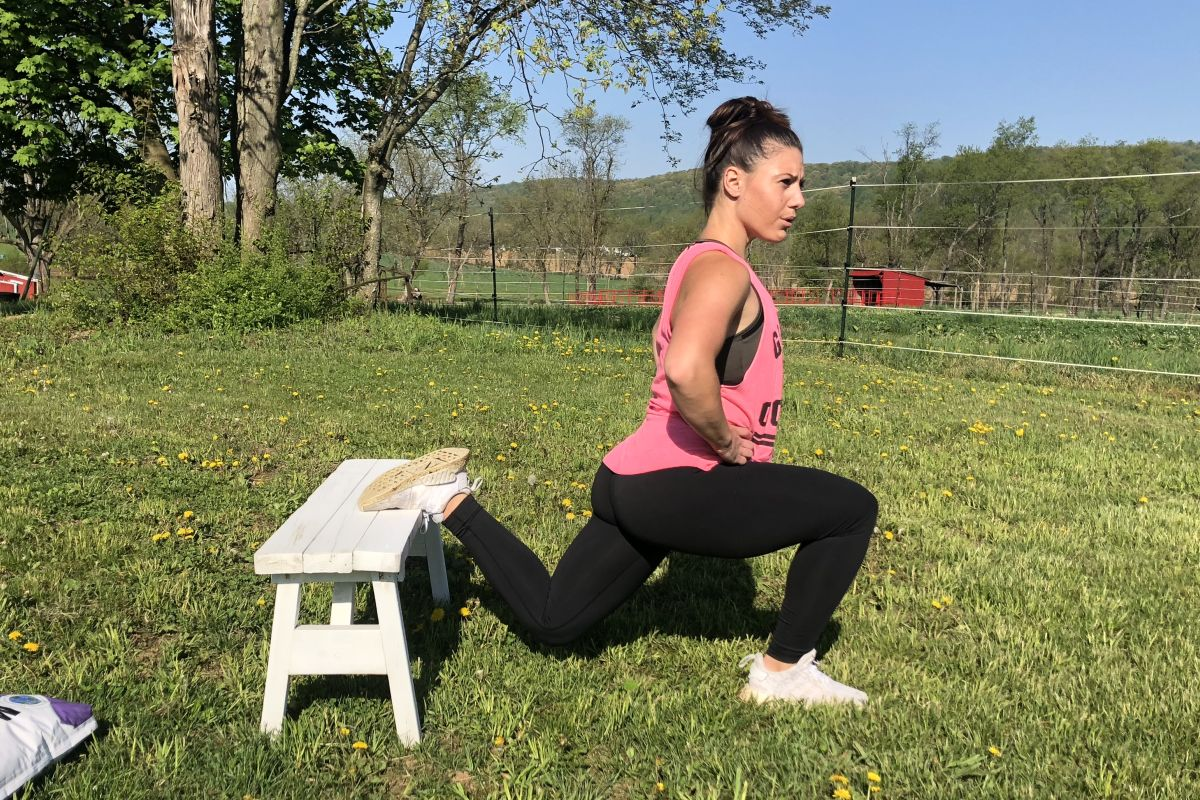 Tired Of Working Out In A Gym On A Beautiful Day Tired Of The Same Old Work Out Routine Join Us On The Farm For A Fun Creative 45 Minute Outdoor Fitness